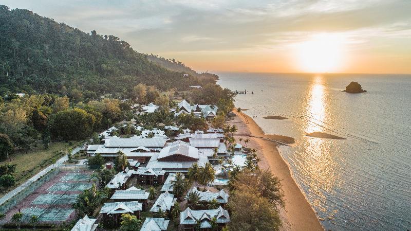 General view Berjaya Tioman Resort