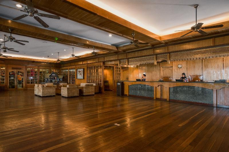 Lobby Berjaya Tioman Resort