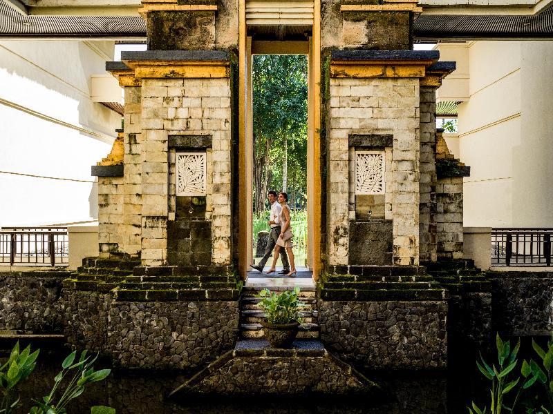 Lobby Intercontinental Bali Resort