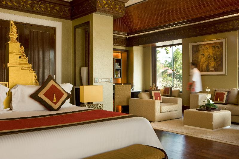 Room Intercontinental Bali Resort