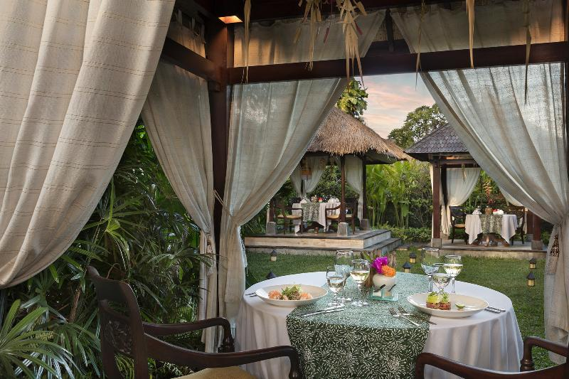 Restaurant The Pavilions Bali