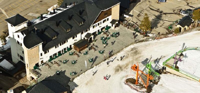 General view Ski Port Del Compte