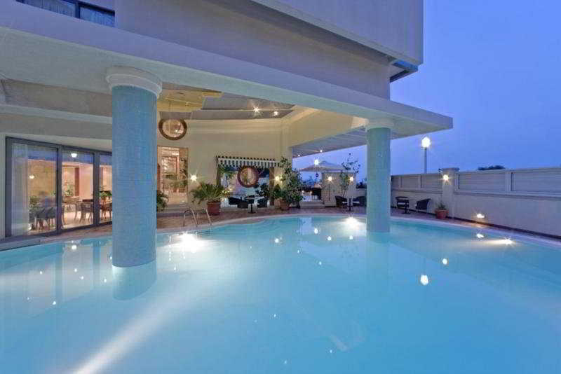 Pool Mediterranean Hotel