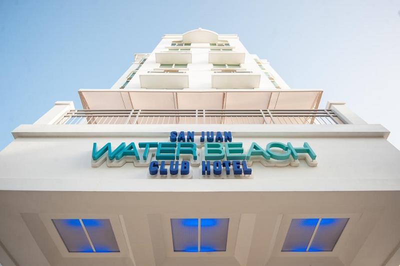 General view San Juan Water & Beach Club Hotel