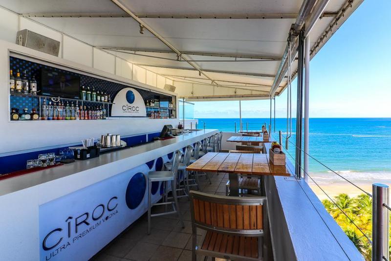 Bar San Juan Water & Beach Club Hotel