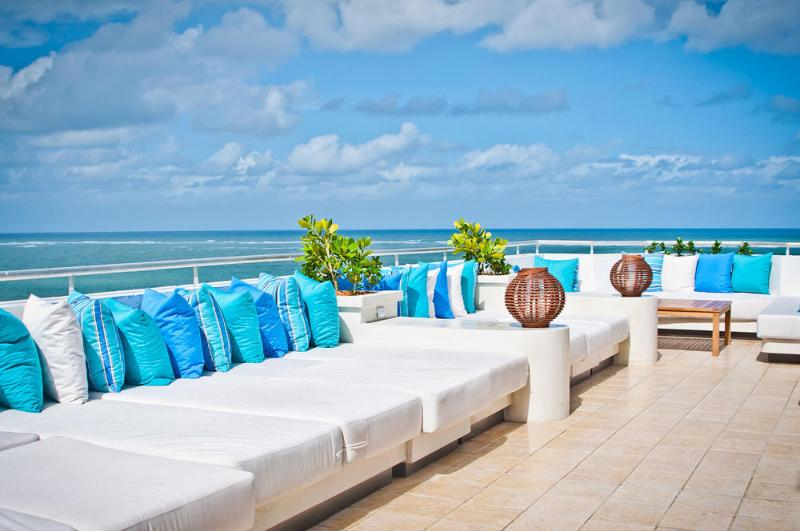 Terrace San Juan Water & Beach Club Hotel