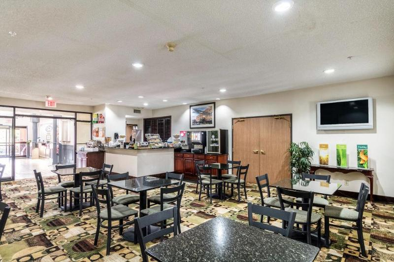 General view Comfort Suites (burleson)