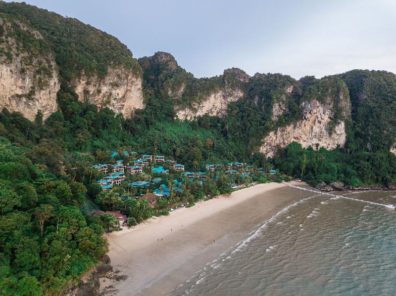 General view Centara Grand Beach Resort And Villas Krabi