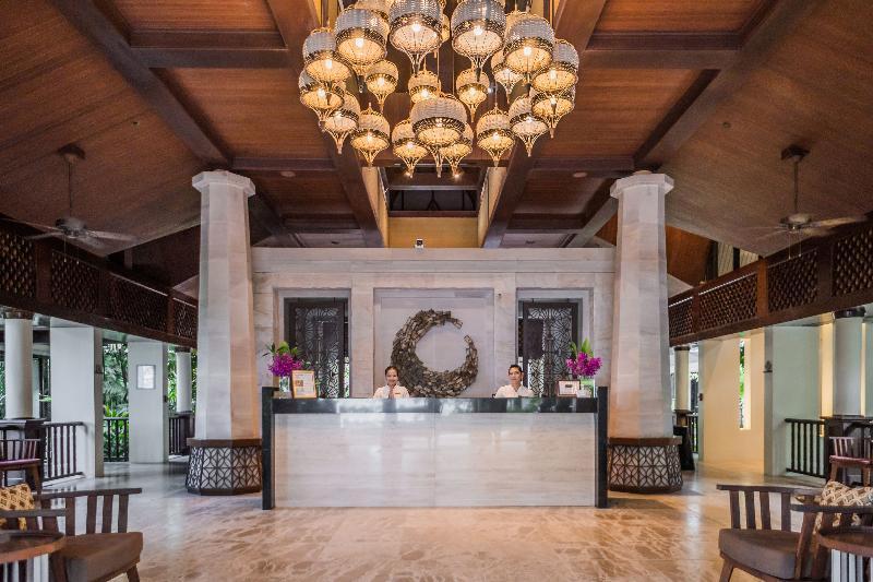 Lobby Centara Grand Beach Resort And Villas Krabi