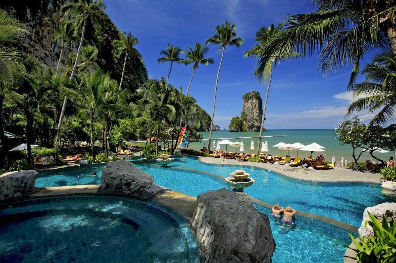 Pool Centara Grand Beach Resort And Villas Krabi
