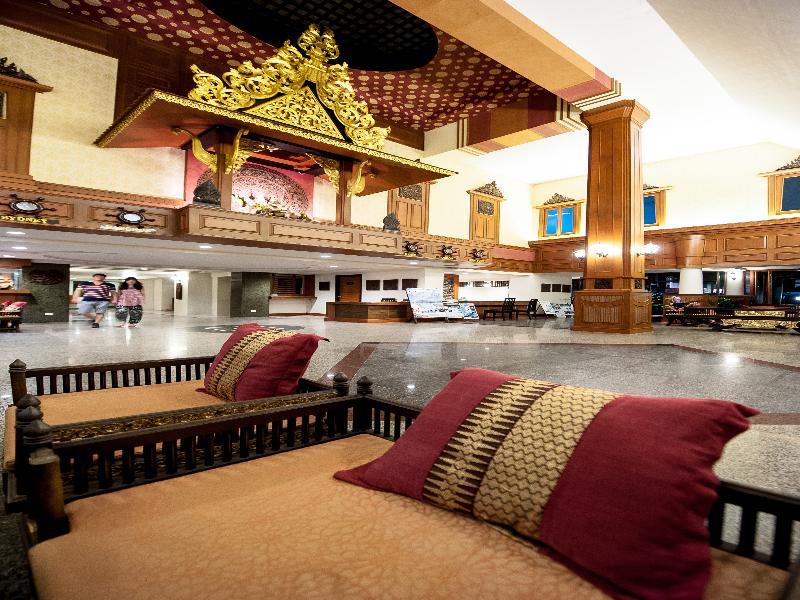 Lobby Phi Phi Island Cabana