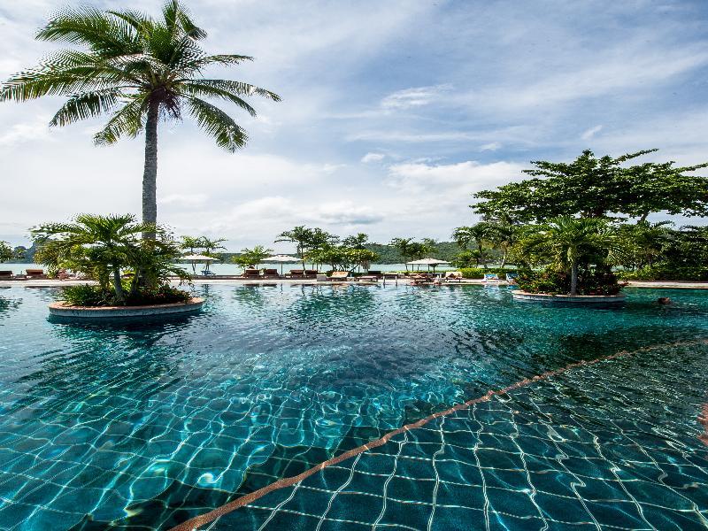 Pool Phi Phi Island Cabana