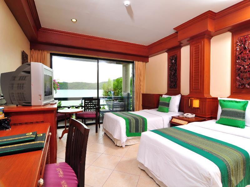 Room Phi Phi Island Cabana