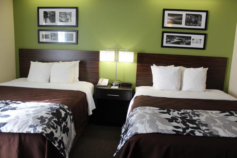 General view Sleep Inn (matthews)