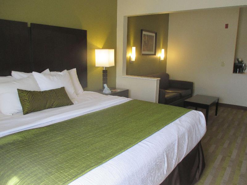 General view Best Western Hilliard Inn & Suites