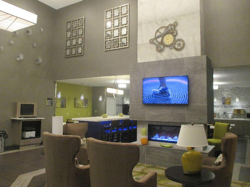 Lobby Best Western Hilliard Inn & Suites