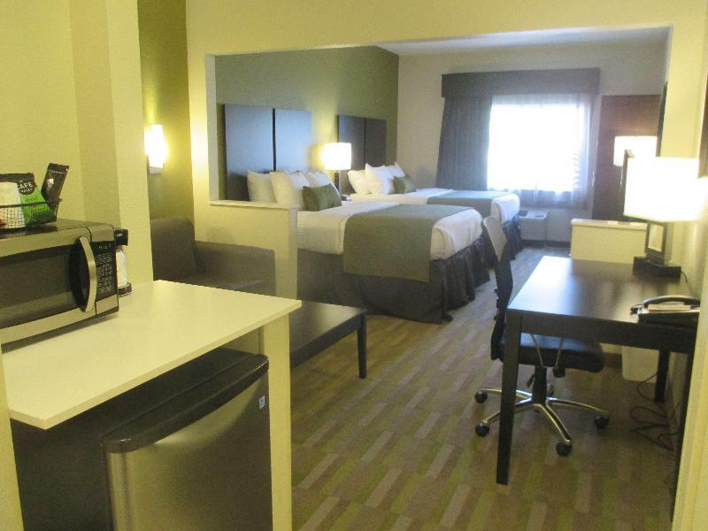 Room Best Western Hilliard Inn & Suites