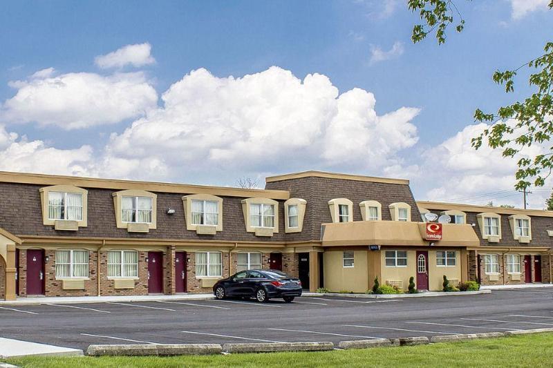General view Econo Lodge (worthington)
