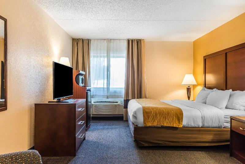 General view Comfort Inn (zanesville)