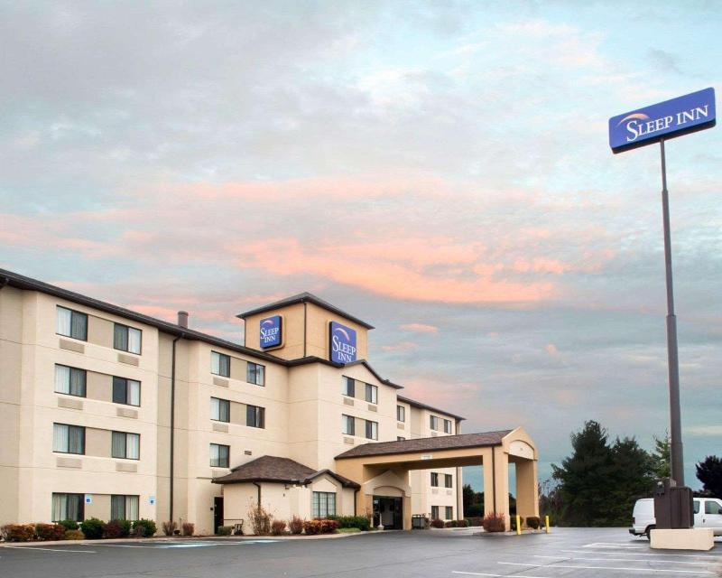 General view Sleep Inn (murfreesboro)