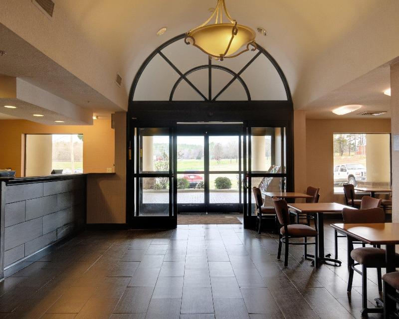 General view Comfort Inn (malvern)