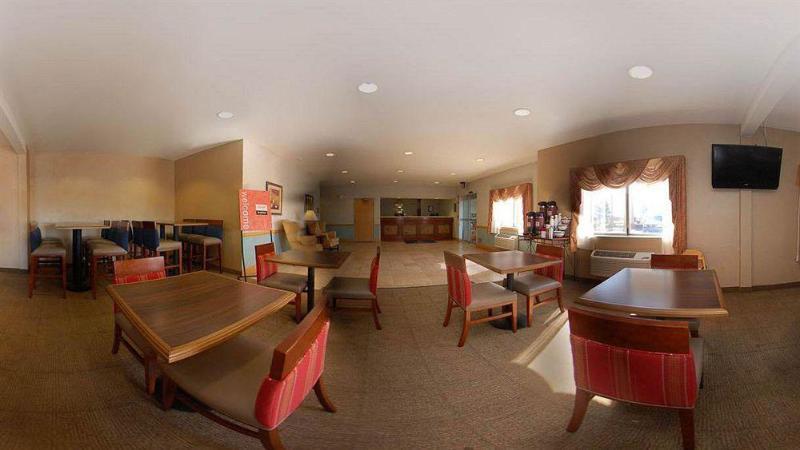 General view Comfort Inn (greenfield)