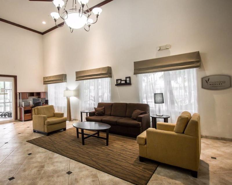 Lobby Sleep Inn & Suites Ft. Lauderdale Airport/cruise P