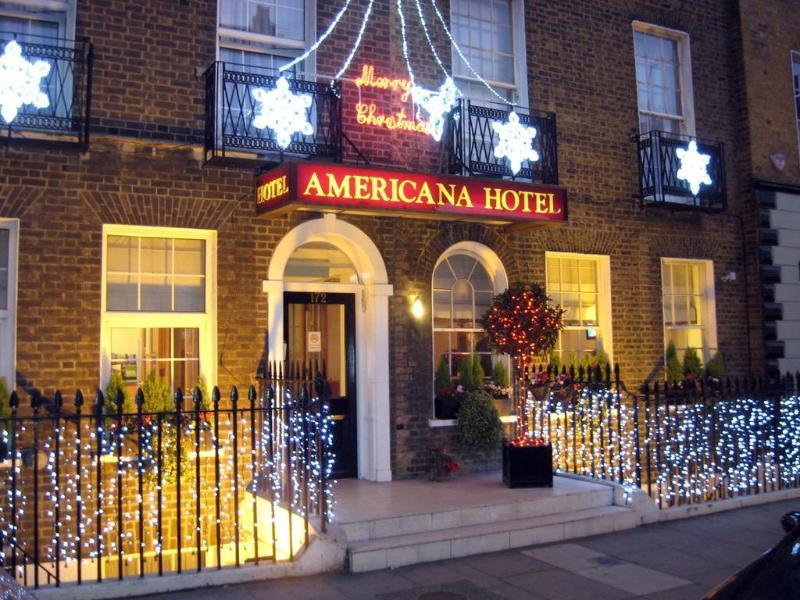 アメリカーナ ホテル