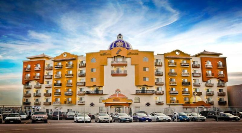General view Business Hotel & Suites Maria Bonita