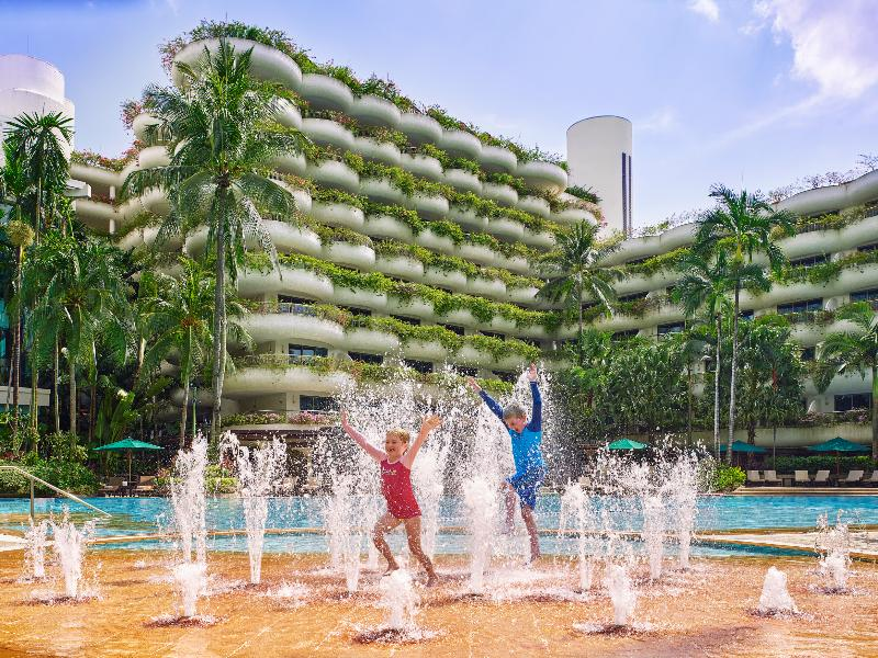 General view Shangri-la Singapore