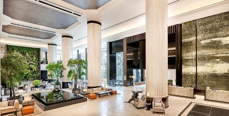 Lobby Shangri-la Singapore