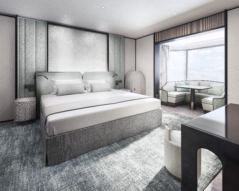 Room Shangri-la Singapore