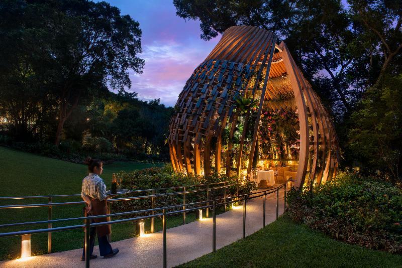 Terrace Shangri-la Singapore