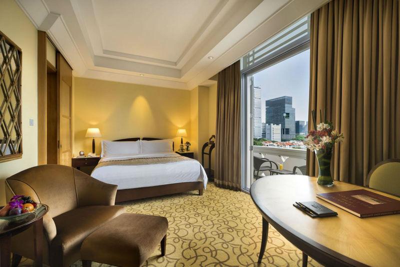 Room The Fullerton Singapore