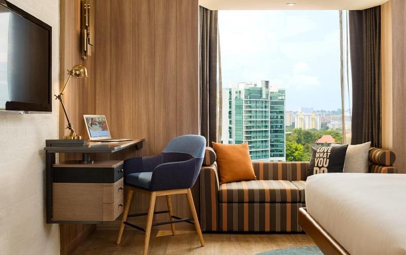 Room Jen Tanglin Singapore