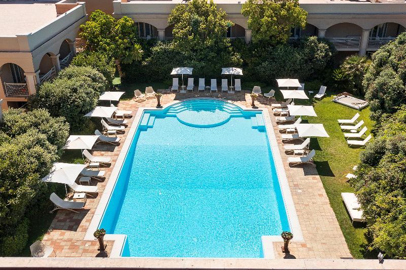 General view Romano Palace Luxury