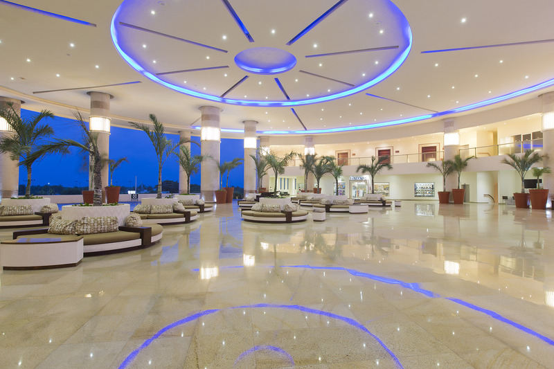Lobby Seadust Cancun Family Resort