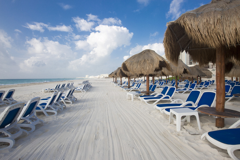 Beach Seadust Cancun Family Resort