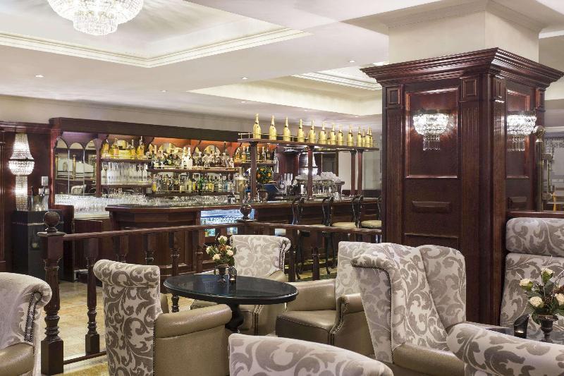 Bar Ramada Hotel & Suites Bucharest North