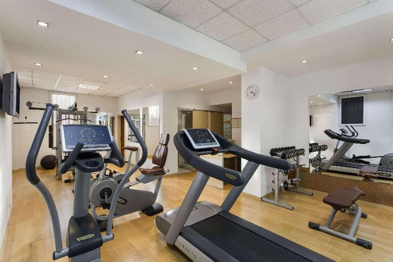 Sports and Entertainment Ramada Hotel & Suites Bucharest North