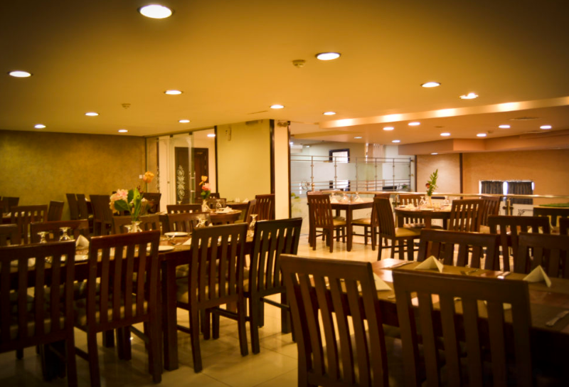 Restaurant Arena Space
