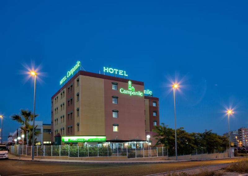 imagen de hotel Hotel Campanile Elche