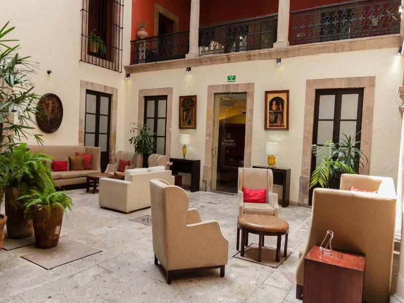 Foto del Hotel Mision Catedral Morelia  del viaje mexico total
