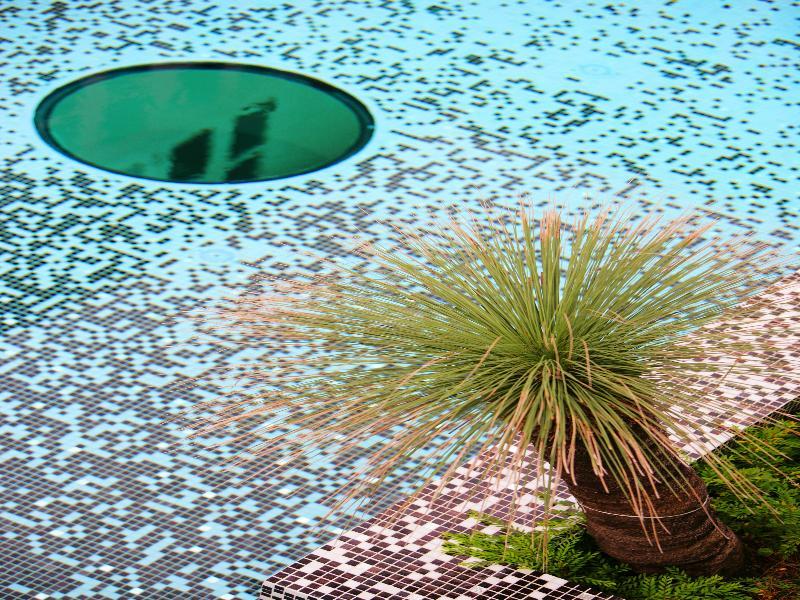 Pool New Majestic Hotel