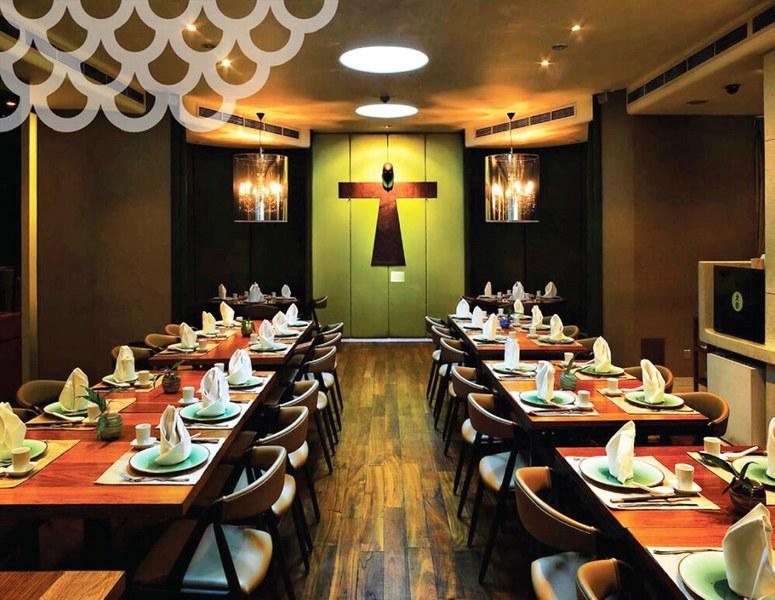 Restaurant New Majestic Hotel