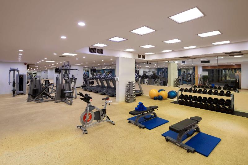 Sports and Entertainment Hilton Singapore