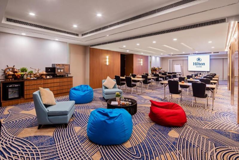 Lobby Hilton Singapore