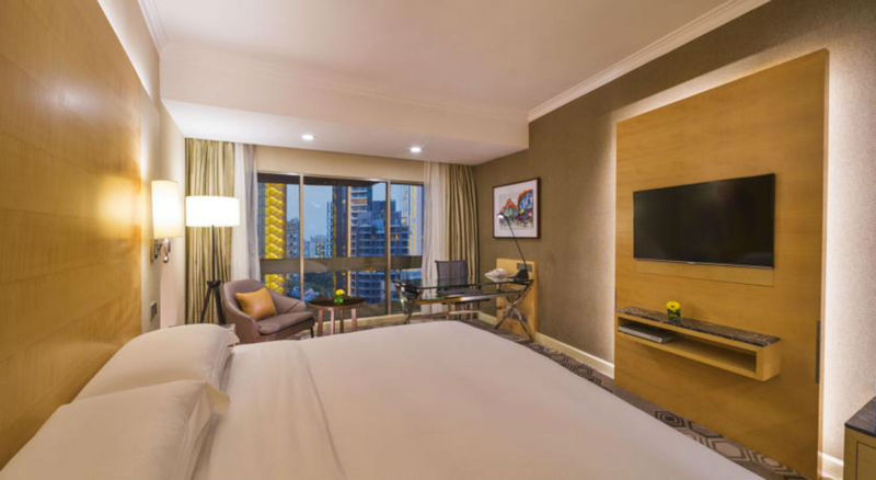 Room Hilton Singapore