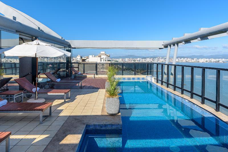 Pool Novotel Florianopolis