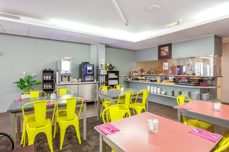 Restaurant Appart\' City Elegance Gaillard